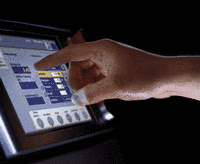 TRUMPF Laser user interface